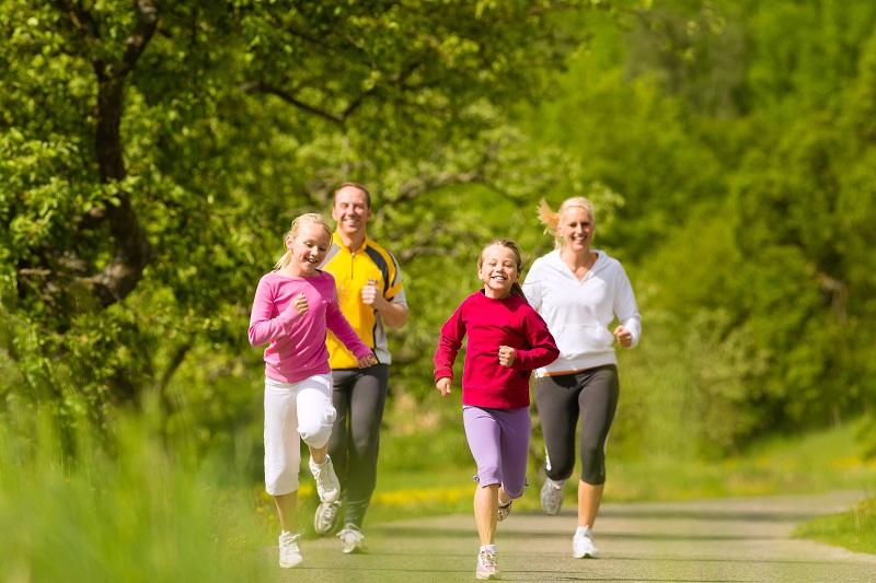 Tích cực rèn luyện thể dục thể thao nâng cao sức khỏe