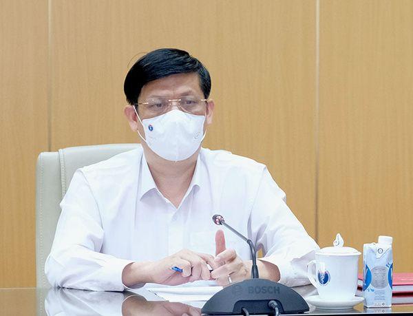Thư chúc mừng cán bộ, công chức, viên chức ngành Y tế nhân kỷ niệm 66 năm ngày Thầy thuốc Việt Nam (27/02/1955-27/02/2021) của Bộ trưởng Bộ Y tế Nguyễn Thanh Long